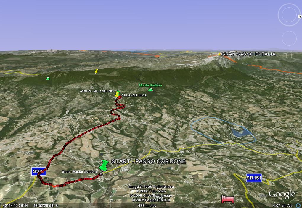 planimetria_gara-di-skiroll_3d_panoramica_start-arrivo-gransasso